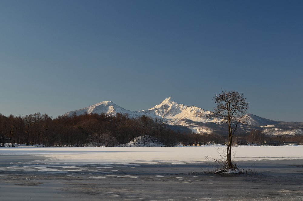 曽原湖の写真