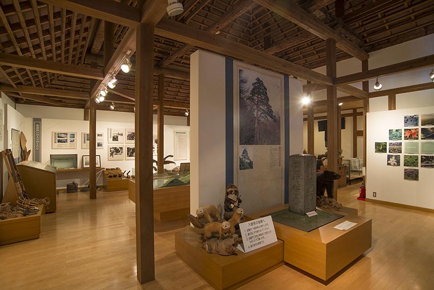 会津米澤街道 桧原歴史館