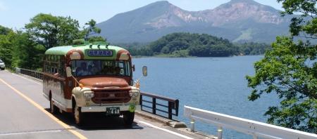 観光周遊バス「森のくまさん」運行スタート!