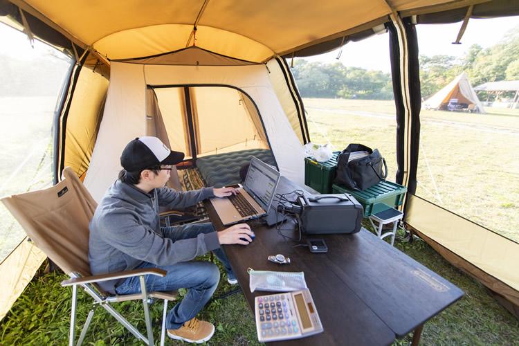 休暇村裏磐梯キャンプ場のイメージ画像