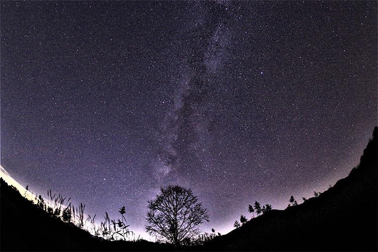 星降る裏磐梯