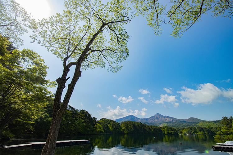 裏磐梯の絶景・自然